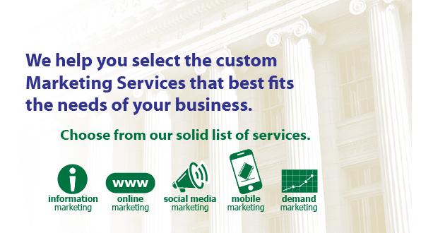 Custom Marketing Services