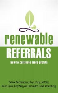 Renewable Referrals Book - Ray L Perry - Atlanta Marketing Consultant