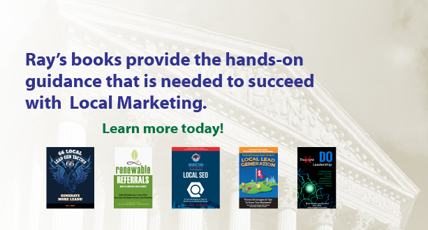 Marketing Books by Ray L. Perry