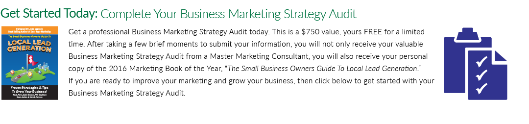 Business Marketing Strategy Audit | MarketBlazer