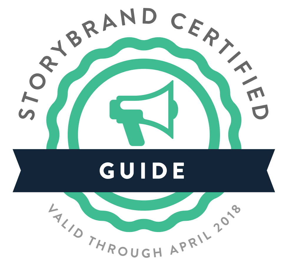 StoryBrand Certified Guide | MarketBlazer