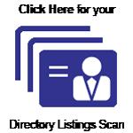 MarketBlazer Directory Listings Scan